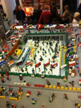 Rockefeller Center at Lego Store