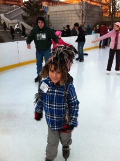 Ice Rink at Rockefeller