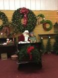 We love Santa!