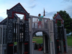 "The ""Fort"" at Ticonderoga Elementary"