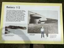 Battery 112 Info