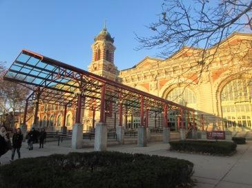 Ellis Island, Main Building