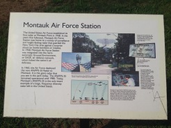 Air Force Station Plaque