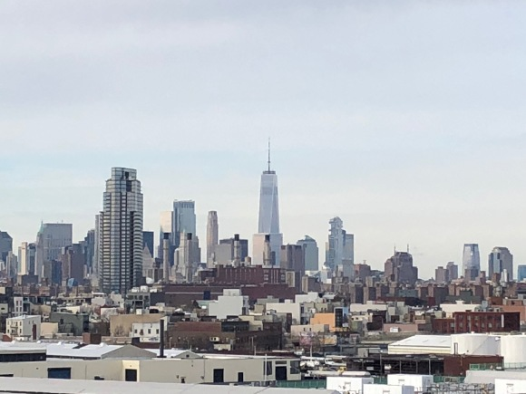 View of 1WTC from the LIE