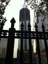 Another view of 1WTC under construction
