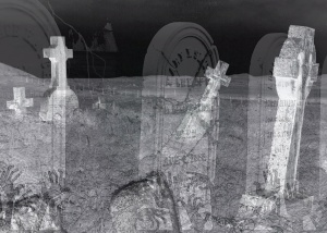 transparent Graveyard images, tombstones
