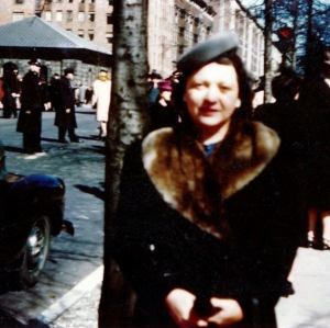 Great Grandma in Old Brooklyn