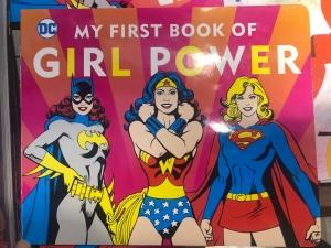 My First Book of Girlpower DC Superhero Women