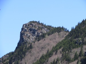 Rocky Peak at Grandfather Mountain, North Carolina
