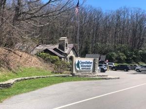 Park Entracne, Grandfather Mountain, North Carolina