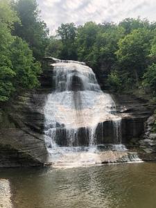 She-qua-ga Chequaga Falls, Montour Falls, Ne
