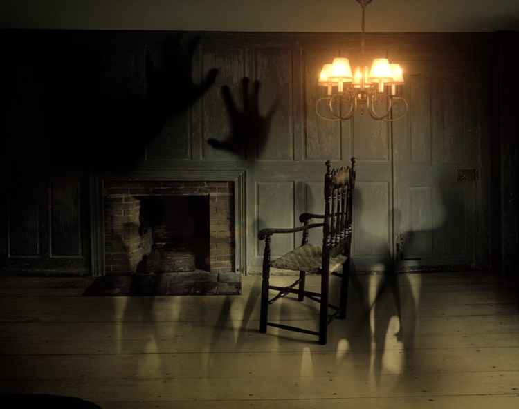 Haunted House by pixabay.com