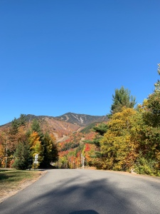 Entrance to Whiteface Mountain, Adirondacks, New York