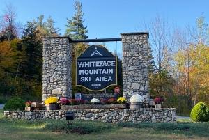 Whiteface Mountain Ski Area Sign, Wilmington, New York