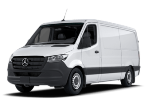 Photo courtesy of Mercedes Benz Sprinter