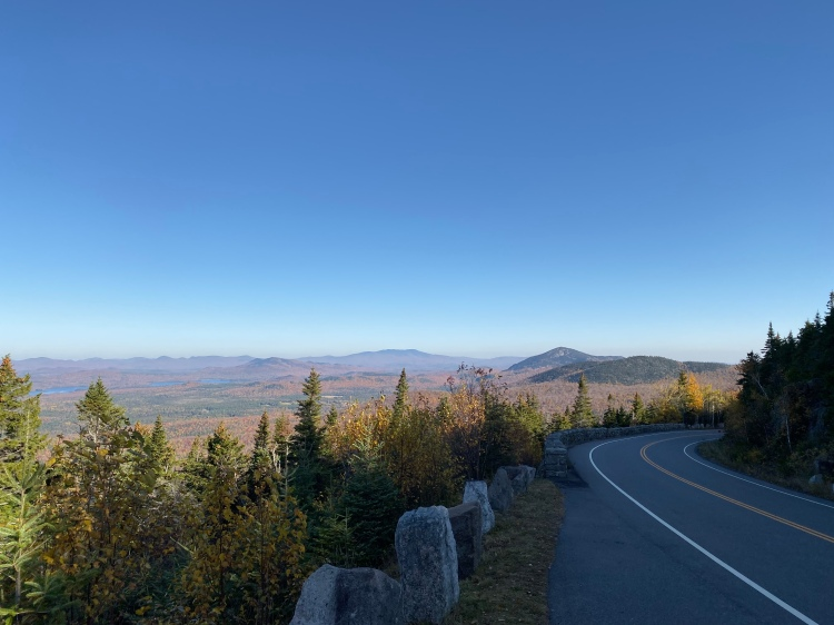 Veteran's Memorial Highway, Whiteface Mountain, New York